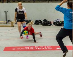 17.09.2017 Heimspiel TuS Ferndorf Damen gegen TuS Bommern