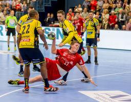 18.10.2017 DHB Pokal Tus Ferndorf gegen Rhein Neckar Löwen