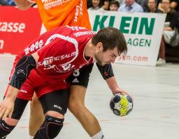 28.10.2017 TuS Ferndorf gegen HSG Bergische Panther Heimspiel