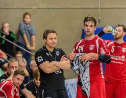 25.11.2017 TuS 1. Mannschaft Herren gegen TSV GWD Minden II