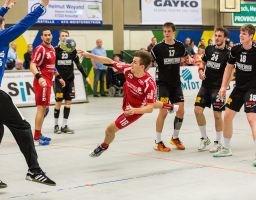 27.01.2018 1. Mannschaft gegen OHV Aurich