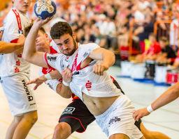 18.08.2018 DHB Pokal Tus Ferndorf gegen Schalksmühle Halver