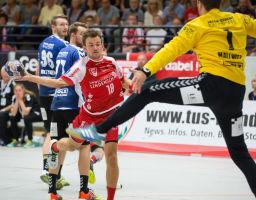 01.09.2018 TuS Ferndorf 1. Mannschaft Herren gegen VfL Lübeck Schwartau