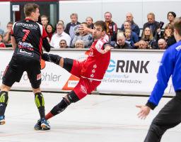 03.11.2018 TuS Ferndorf 1. Mannschaft Herren gegen TuS N-Lübbecke