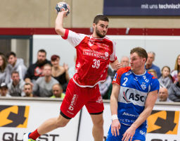 26.12.2018 HandballTus Ferndorf 1. Mannschaft gegen TV Großwallstadt