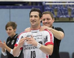 15.12.2018 Handball 1. Mannschaft Herren TuS Ferndorf gegen TV Emsdetten