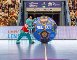 16.02.2019 Handball Tus Ferndorf 1. Mannschaft gegen HSV Hamburg
