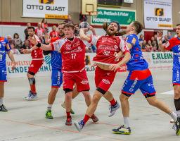 02.03.2019 Handball Tus Ferndorf 1. Mannschaft gegen HBW Balingen Weilstetten