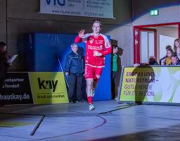 09.03.2019 Handball Tus Ferndorf 1. Mannschaft gegen Dessau Rosßlauer HV