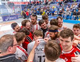 28.04.2019 TSV Bayer Dormagen gegen TuS Ferndorf