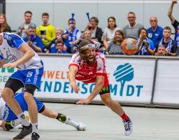 19.10.2019 TuS Ferndorf 1. Mannschaft Herren gegen TSV Bayer Dormagen